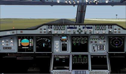 A380-800 - npsimpanel