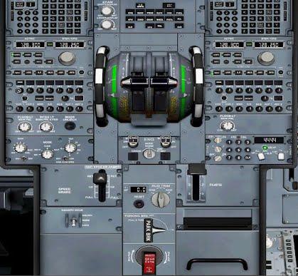 Airbus Deluxe Fsx Npsimpanel