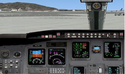CRJ-700/900 DELUXE - npsimpanel